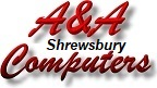 A&A Shrewsbury Computer Data Recovery Service