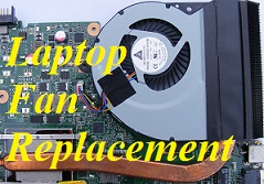 Laptop Cooling Fan Repair Shrewsbury