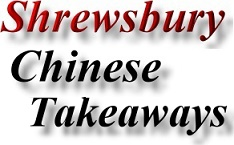 Find Shrewsbury Chinese Takeaway and Delivery