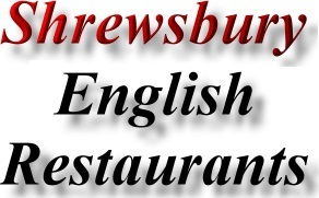 Find Shrewsbury English Restaurant Business Directory Marketing