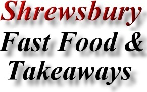 Find Shrewsbury Takeaway Business Directory Marketing