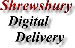 Shrewsbury leaflet Delivery Business Directory Marketing