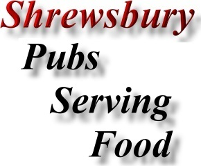 Find Shrewsbury Pubs Serving Food Business Directory Marketing