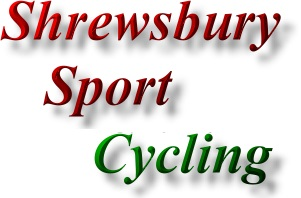 Find Shrewsbury Sports promotion - cycling