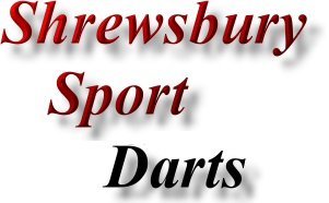Find Shrewsbury Sports promotion - darts