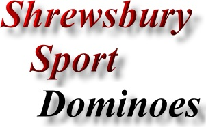 Find Shrewsbury Sports promotion - dominoes