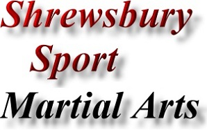 Find Shrewsbury Sports promotion - boxing and martial arts