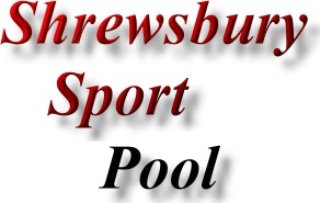 Find Shrewsbury Sports promotion - Pool teams, Pool Leagues