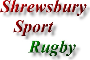 Find Shrewsbury Sports promotion - rugby