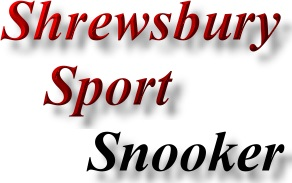 Find Shrewsbury Sports promotion - snooker