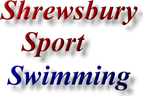 Find Shrewsbury Sports promotion - swimming