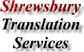Find Shrewsbury translation address, phone number