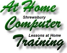 Shrewsbury Home Computer Lessons, Home Computer Lessons