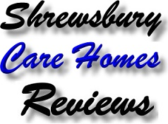Find Shrewsbury Care Home Client Reviews