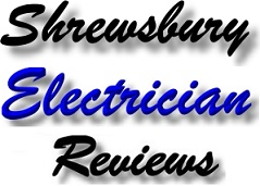 Find Shrewsbury Electrician Reviews