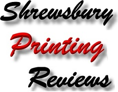Find Shrewsbury Printing Company Customer Reviews